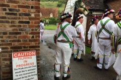 2015-08-27 Turville filming